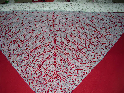 KNITTED LACE SCARF PATTERNS « Free Patterns