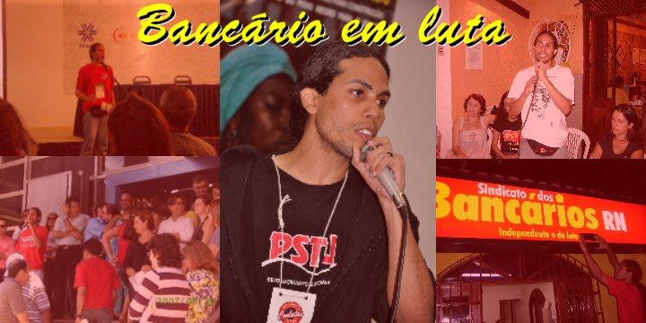 Blog Bancário em Luta - Juary Chagas