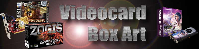 Videocard Box Art