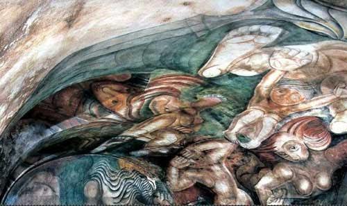 Blog teatro y cultura la plata argentina el mural for El mural de siqueiros en argentina