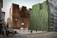 Museo de arte CaixaForum en Madrid