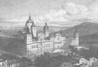 Arte y lienzos, grabado del Monasterio de El Escorial para la IX Edición del Premio Grabado