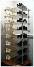Un ajedrez tridimensional