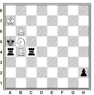 Problema número 265 en problemas de ajedrez
