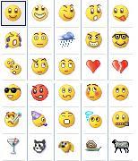 Los emoticonos o emoticones en preguntas y respuestas