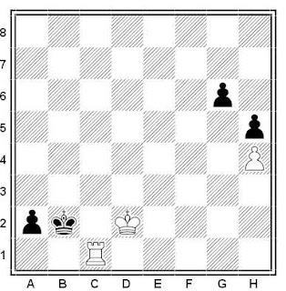 Problema ejercicio de ajedrez número 581: Estudio de Polerio (1590)