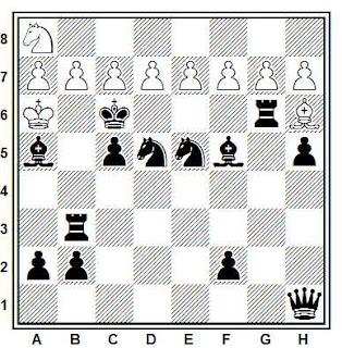 Problema número 397 en problemas de ajedrez