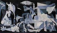 El Guernica de Picasso en cuadros y lienzos