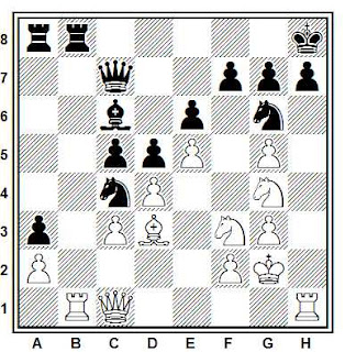 Problema de ajedrez número 440: Kristic - Milichevic (Yugoslvia, 1984)