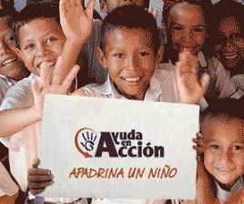ONG ayuda en Acción en el blog personal de Pepelu