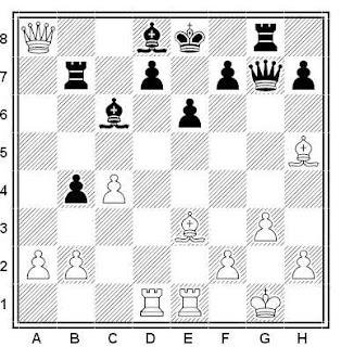Problema ejercicio de ajedrez número 551: Saharov - Litvinov (URSS, 1978)