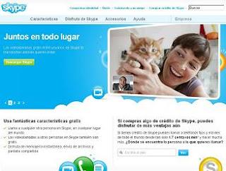 Telefonía IP Skype 4.0