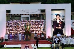 Cerimônia de beatificação da Irmã Lindalva