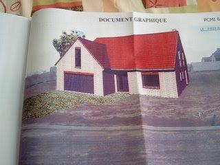 Notre maison bernard lannoy murs porteurs for Maison sans mur porteur