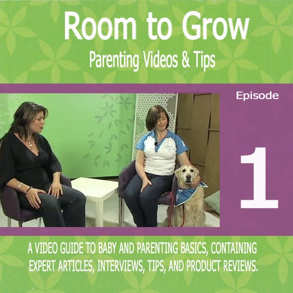 Room to Grow: Parenting Videos & Tips episode 1