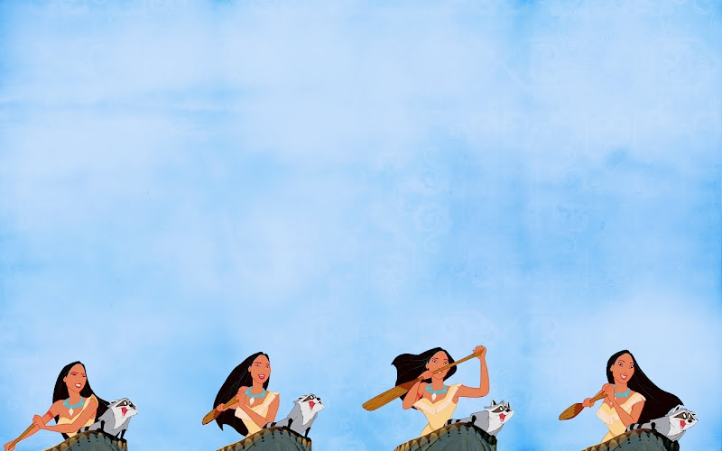 Disney: 2 wallpapers de Pocahontas title=