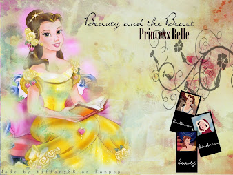 #7 Princess Belle Wallpaper