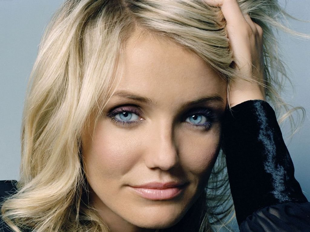 cameron diaz desktop wallpaper - top wallpaper