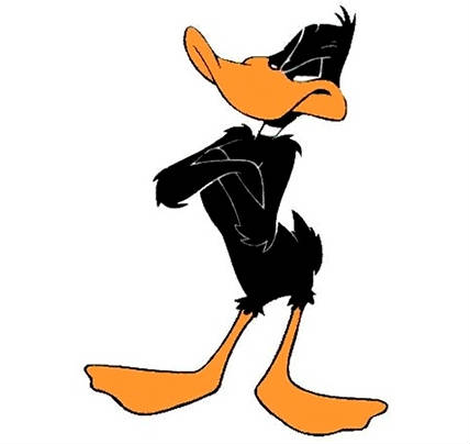 Daffy duck cartoons pictures