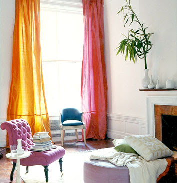 Curtains to dress your house