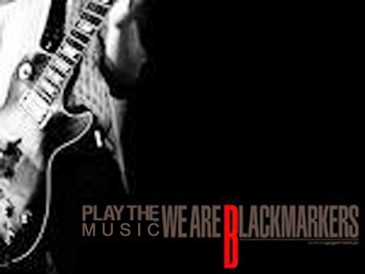 Play The Music ; We Are Blackmarkers !