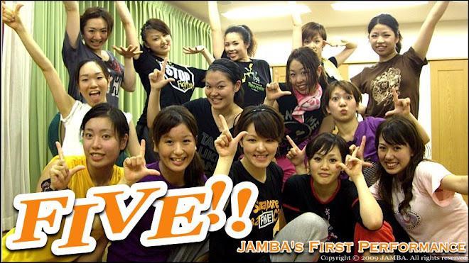 FIVE!!