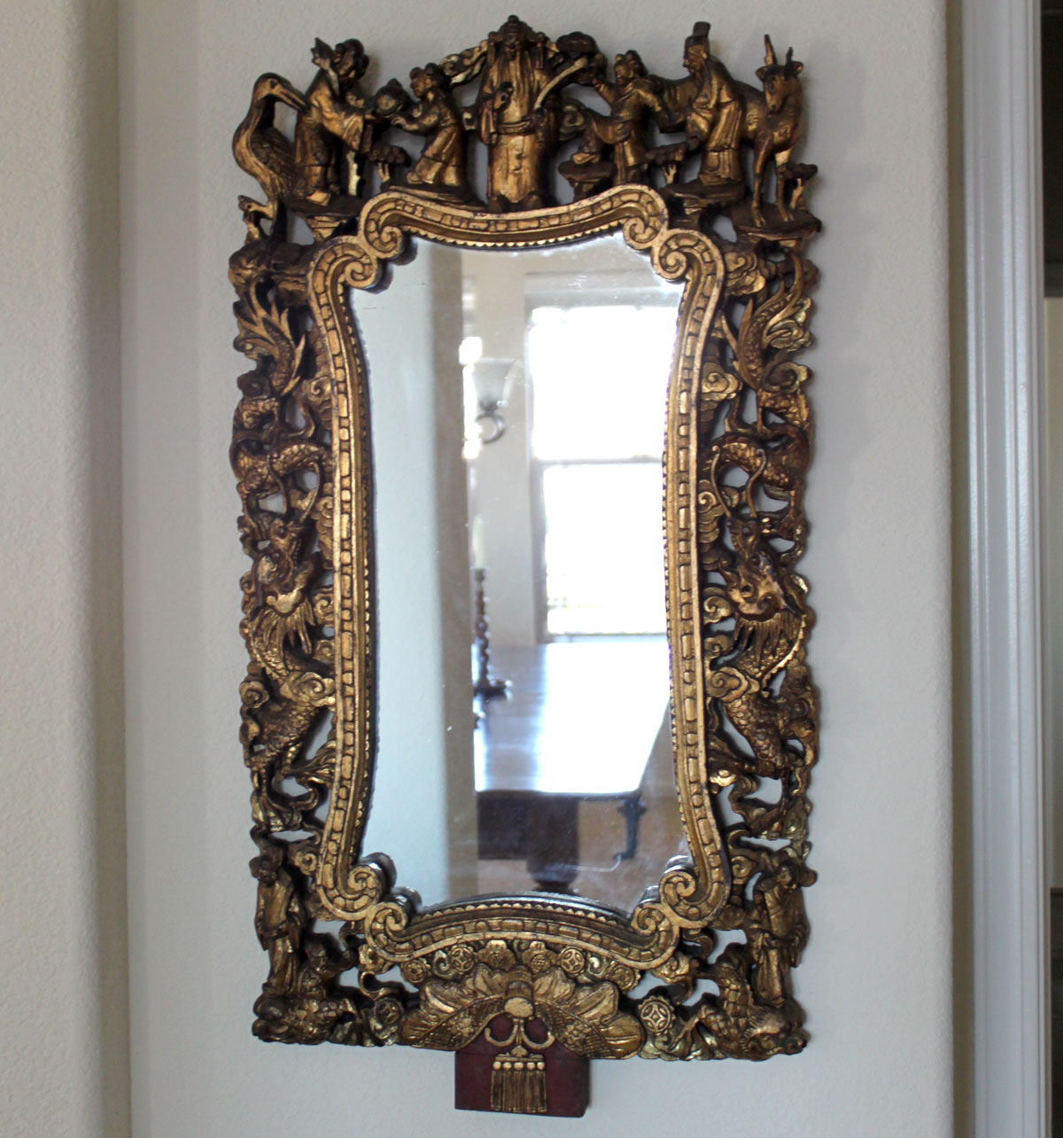 Hair Style Mirror : Antique Style: Favorite Collections: Antique Mirrors
