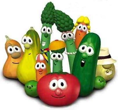 The Catholic Toolbox Veggie Tales