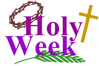 photo regarding Holy Week Activities Printable named The Catholic Toolbox: Holy 7 days