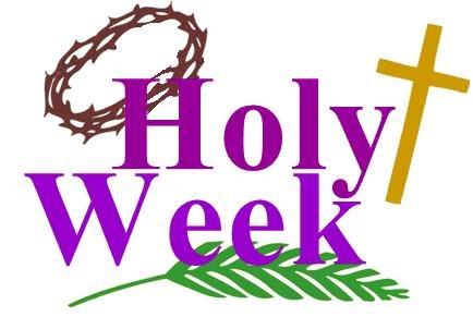 The Catholic Toolbox Holy Week