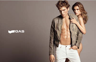 Ryan Mertz for GAS Jeans