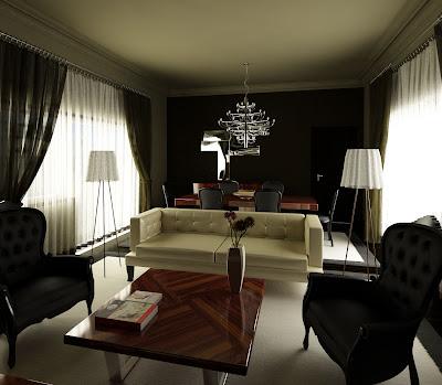 Online Interior Design on Interior Design By Helder Filipe Fernandes Ferreira   Design Scene