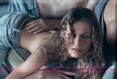 Ad Campaign: Calvin Klein Jeans. Season: Spring Summer 2009