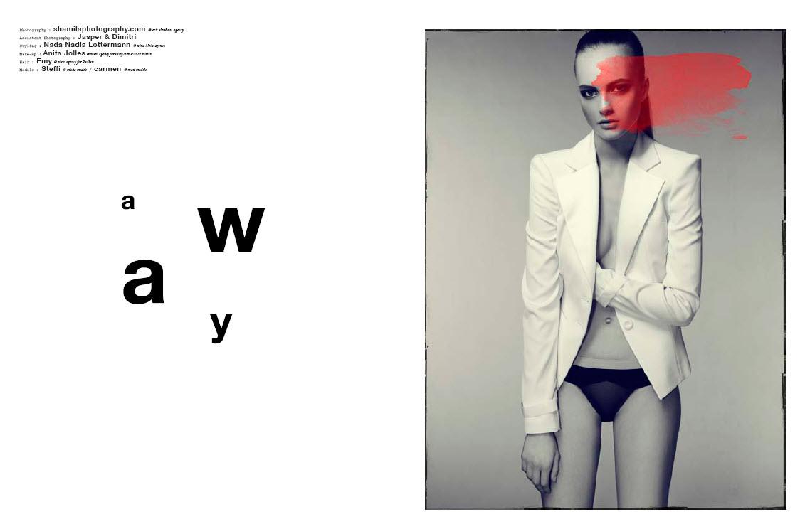 Shamila for Oyster Magazine
