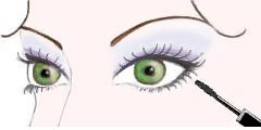 maquilhar maquilhagem olhos verdes