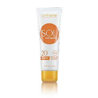 protector solar oriflame