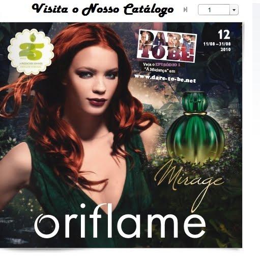 catalogo oriflame online