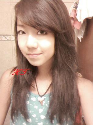 caramel brown hair. dark rown hair and caramel
