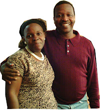 Pastor Godfrey and Joy Wanamitsa
