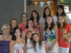 All My Favorite Ladies!