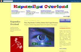 Kapamilya Overload Ang Blog ng mga Kapamilya! ForPast Episodes, Chikahan and Kiligan!