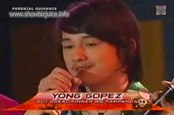 Yong Gopez – PBB Teen Clash 2010 Housemate