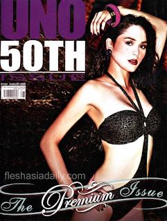 Kristine Hermosa For UNO Magazine