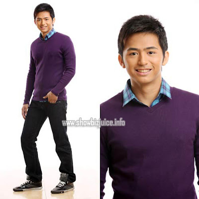 Enzo Pineda of StarStruck V on GMA-7