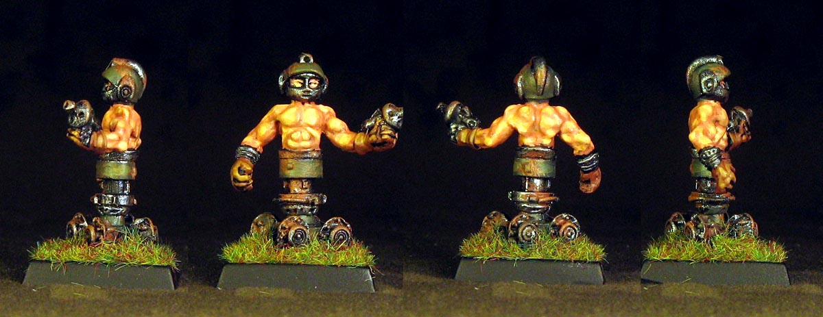 Carmens fun painty time gamma world a few more tsr minis tsr cyborg publicscrutiny Image collections