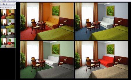Color style studio - Combinacion colores paredes ...