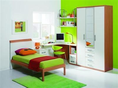 Colores fuertes o intensos para pintar las paredes - Como pintar paredes interiores ...