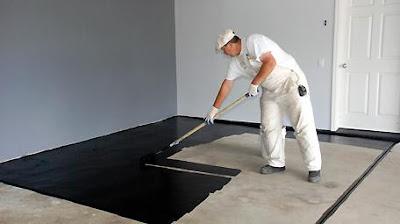 C mo pintar pisos de cemento o baldosas - Ideas para pintar un piso ...