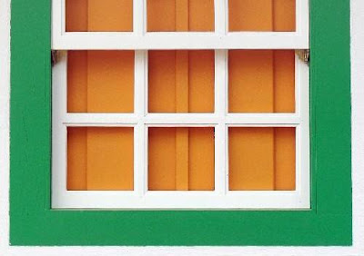 Pintar puertas y ventanas de madera con esmalte for Pintar ventanas de madera exterior