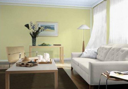 Toque de lim n el color del 2011 blog totpint portal - Colores de moda para salones ...